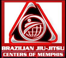 Logo Brazilian Jiu-Jitsu Centers of Memphis